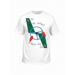 T-shirt As du volant Vroomer