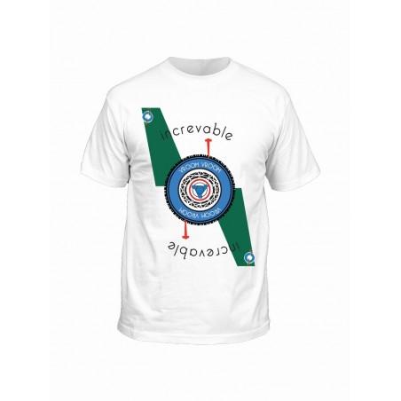 T-shirt Increvable Vroomer Homme