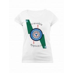 Tee-Shirt Increvable Femme