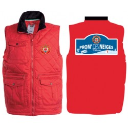 Body Warmer Prom des Neiges